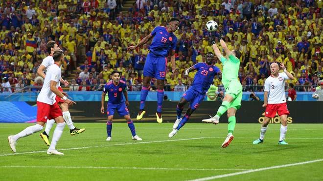 """Ba Lan - Colombia: Siêu sao tỏa sáng, """"Đại bàng"""" gãy cánh (World Cup 2018) - 1"""