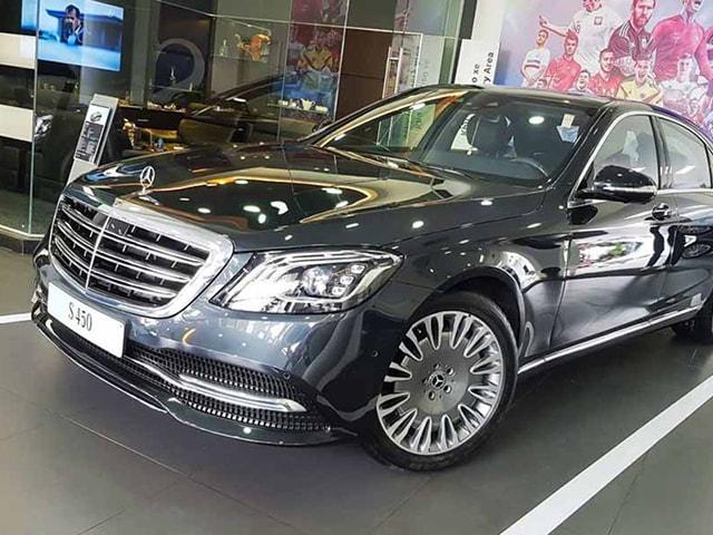 Mercedes-Benz S450L Luxury thêm sang chảnh hơn với bộ mâm của Mercedes-MayBach S600