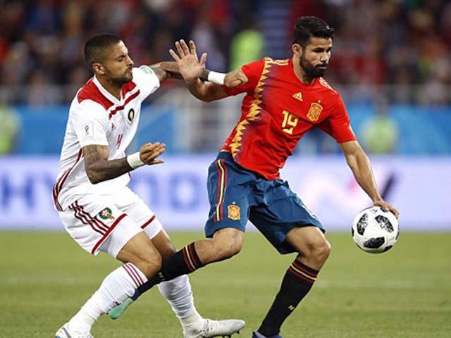 Tây Ban Nha - Morocco: Rượt đuổi kinh điển, vỡ òa phút 90 (World Cup 2018)