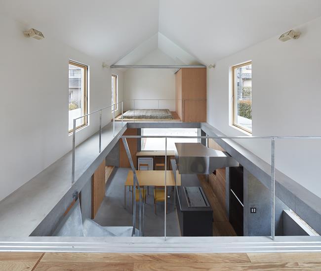 """Vài năm gần đây, kiến trúc sưTomohiro Hata trở thành một hiện tượng trong giới kiến trúc nhờ những công trình nhà ở siêu đặc biệt và không """"đụng hàng""""."""