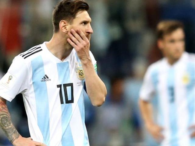 Báo Argentina không tin Sampaoli - Messi, mong Croatia xả thân vì đại nghĩa