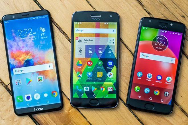 Chip giá rẻ không còn hấp dẫn với thị trường smartphone - 1