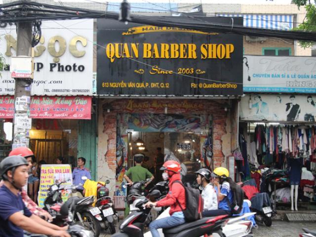 Vừa làm việc được 3 ngày, thợ hớt tóc bị đâm tử vong