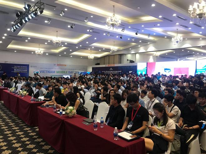 Aptech trình diễn chương trình đào tạo công nghệ mới nhất tại Vietnam Mobile Day 2018 - 1