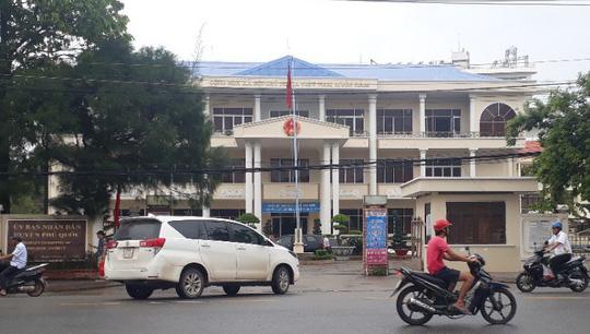 """Chủ tịch huyện đảo Phú Quốc chính thức rời """"ghế nóng"""" - 1"""