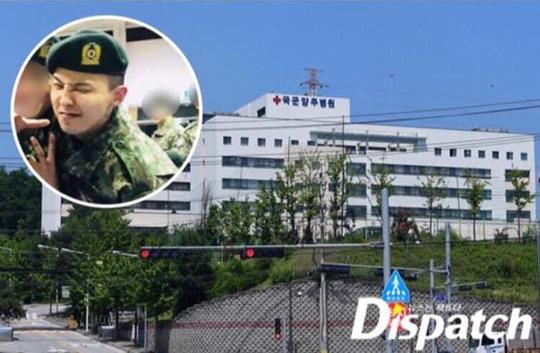 G-Dragon bị tố được ưu đãi vượt cấp trong quân ngũ - 1