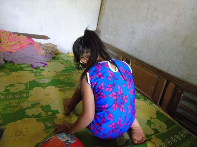 Hiếp dâm con gái 5 tuổi của bạn nhậu - 1
