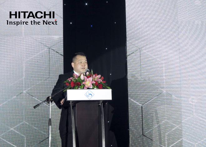 """Hitachi tiếp tục """"Nâng tầm cuộc sống"""" với dòng sản phẩm mới - 1"""