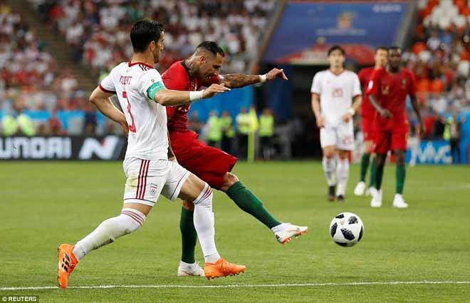 """Người hùng Quaresma che mờ Ronaldo: Dành cả sự nghiệp để """"vẩy má ngoài"""" - 1"""