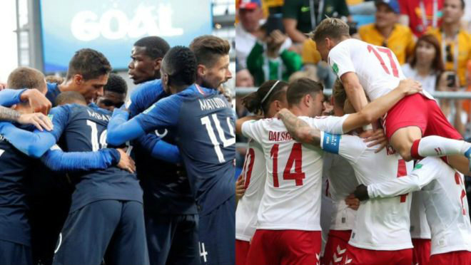 """World Cup, Pháp – Đan Mạch: Quyết chiến giành ngôi đầu, """"Lính chì"""" ngại """"Gà trống"""" - 1"""