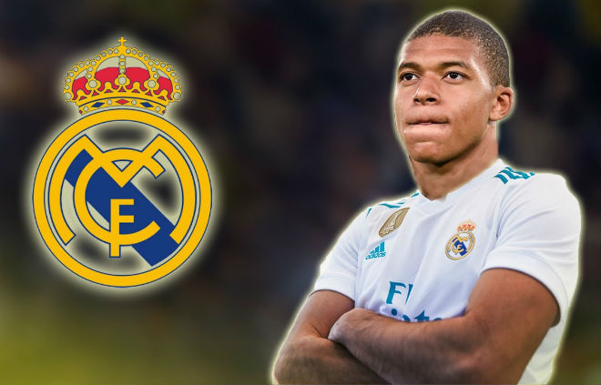 Tin HOT bóng đá tối 26/6: Real Madrid tính cuỗm Mbappe - 1
