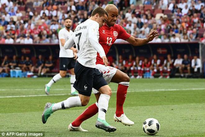 Pháp - Đan Mạch: Toan tính tinh vi, bóp nghẹt cảm xúc (World Cup 2018) - 1