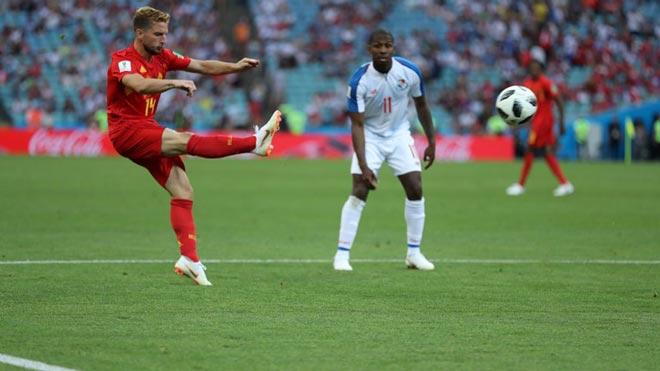 """""""Quỷ lùn"""" Mertens của ĐT Bỉ: Nhanh, khéo như Hazard, chuyên lập siêu phẩm - 1"""
