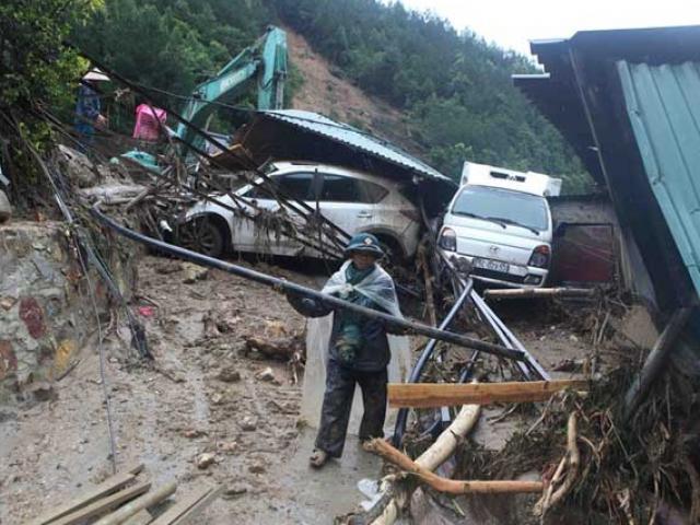 Tin tức trong ngày - Mưa lũ ở Lai Châu: 31 người chết và mất tích, thiệt hại gần 500 tỷ đồng