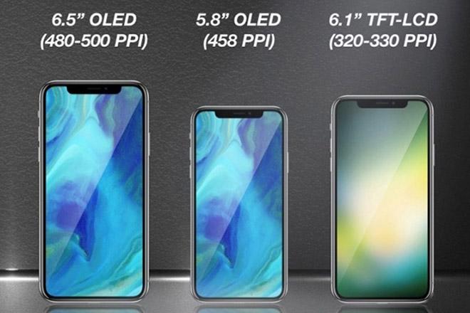 iPhone 2018 sẽ có giá khởi điểm từ 13,75 triệu đồng hay 16 triệu đồng? - 1