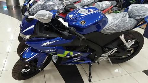 YamahaYZF-R15 MotoGP sắp ra mắt, đậm phong cách xe đua - 1