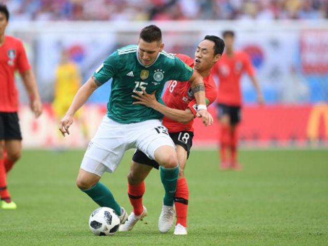 """Đức - Hàn Quốc: Đòn đau phút bù giờ, ngỡ ngàng """"đại địa chấn"""" (World Cup 2018)"""
