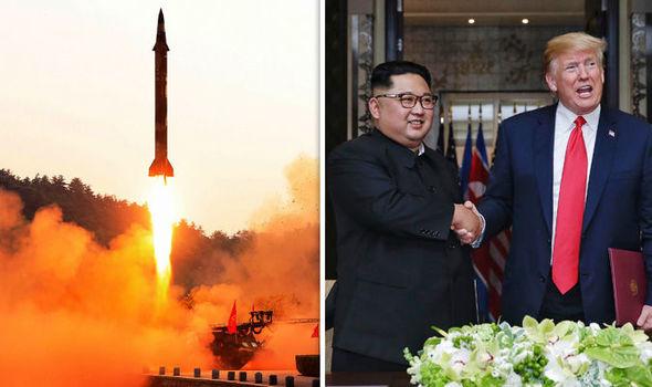 Kim Jong-un chưa phá huỷ bãi thử tên lửa như cam kết? - 1