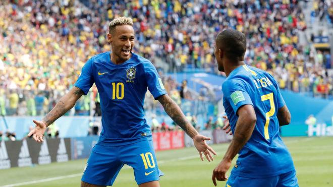 World Cup, Brazil – Serbia: Neymar thông nòng, giữ chặt ngôi đầu bảng - 1