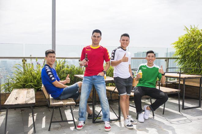 U23 dự đoán World Cup qua màu áo - 1