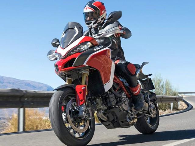 Đã có giá bán Ducati Multistrada 1260 Pikes Peak