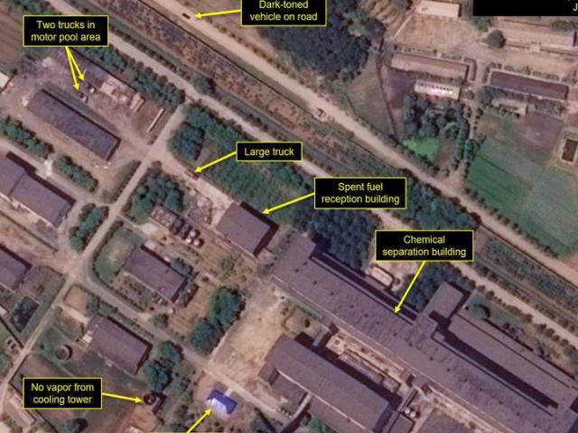 Phát hiện Triều Tiên vẫn xây dựng tại bãi thử hạt nhân