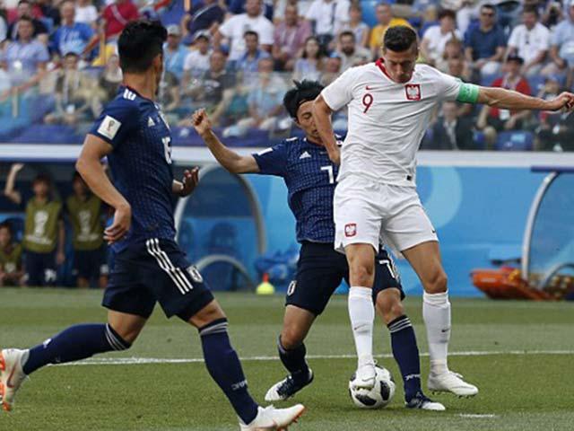 Nhật Bản - Ba Lan: Cứu thua thần sầu, khóa chặt siêu sao (World Cup 2018, Hiệp 1)