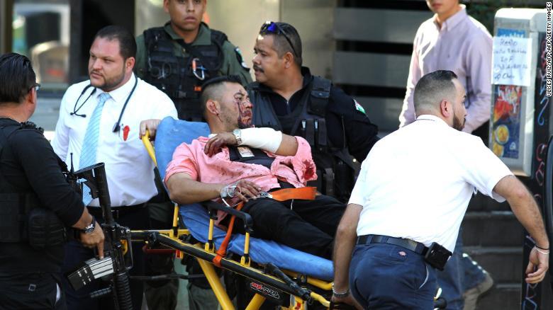 Mexico: 132 chính trị gia bị giết hại trước bầu cử tổng thống - 1