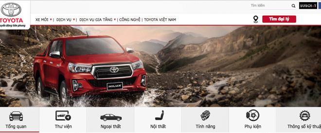 Toyota Việt Nam bổ sung thêm phiên bản mới cho chiếc bán tải Hilux: Giá bán từ 695 triệu đồng - 1
