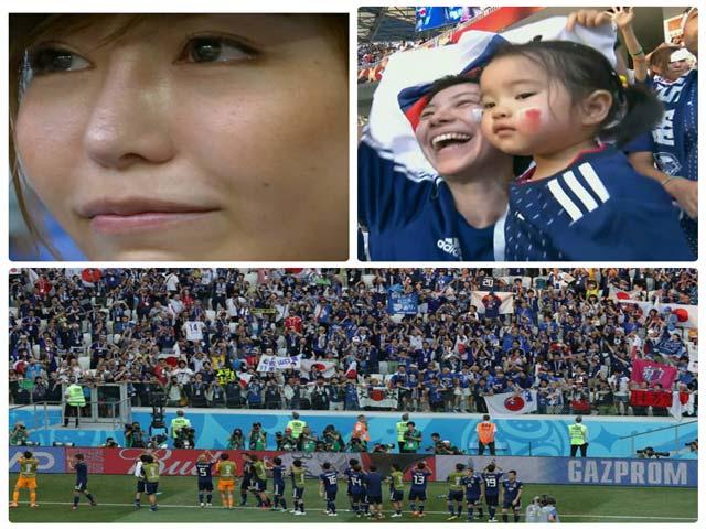 """Nhật Bản chấn động World Cup: Hot girl """"rơi lệ"""", triệu fan ăn mừng như vô địch"""