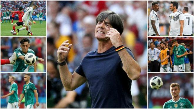 """ĐT Đức, Vua World Cup sớm băng hà: """"Cái chết"""" được báo trước - 1"""