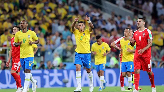 """""""Đại họa"""" World Cup: 6 ông lớn """"nhánh tử thần"""", hỗn chiến Messi- Ronaldo - Neymar - 1"""