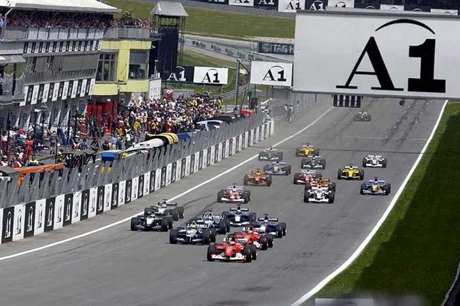 Đua xe F1, Austrian GP: Nhanh như chớp, không có chỗ cho sai lầm - 1