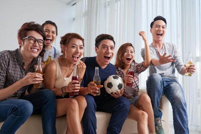 """Hành động ngay nếu không muốn những cơn """"đau bụng"""" hành hạ khi đang xem Worldcup - 1"""