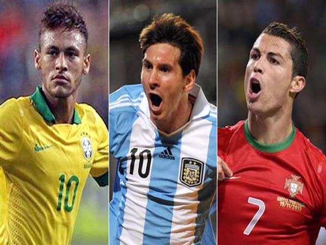"""""""Đại họa"""" World Cup 2018: 6 ông lớn """"nhánh tử thần"""", hỗn chiến Messi- Ronaldo - Neymar"""
