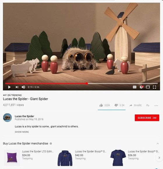 Xuất hiện cách kiếm tiền mới trên YouTube - 1