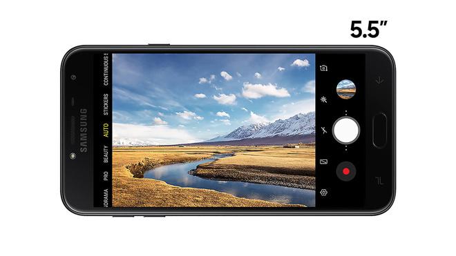 """Đánh giá Galaxy J4: """"Ngon"""" trong phân khúc phổ thông - 1"""