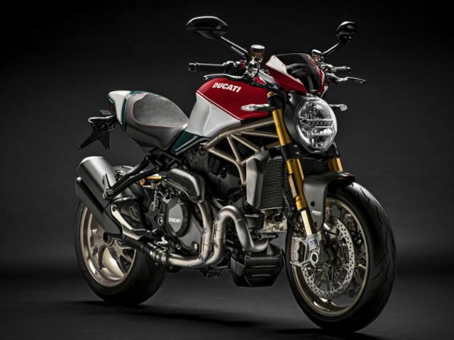 Ducati Monster 1200 25 Anniversario bản giới hạn ra mắt