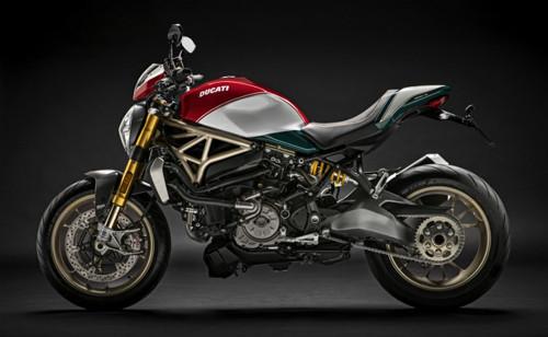 Ducati Monster 1200 25 Anniversario bản giới hạn ra mắt - 1