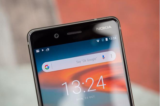 """Nokia 9 sẽ sớm """"trình làng"""" với máy quét vân tay dưới màn hình - 1"""