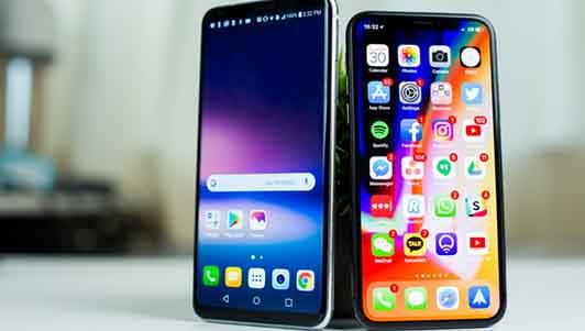 """5 điểm ngỡ là nhất của iPhone nhưng thực ra là """"xào"""" của đối thủ - 1"""