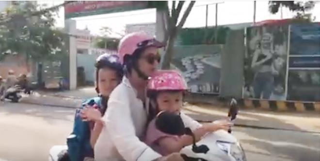 Hồng Nhung vượt cú sốc ly hôn để đưa con đi học - 1