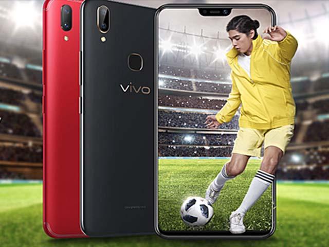 Ra mắt Vivo V9 bản nâng cấp RAM tới 6GB, giá vẫn siêu rẻ