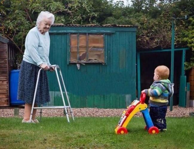 Dù trẻ hay lúc về già đều cần đến một thứ này.