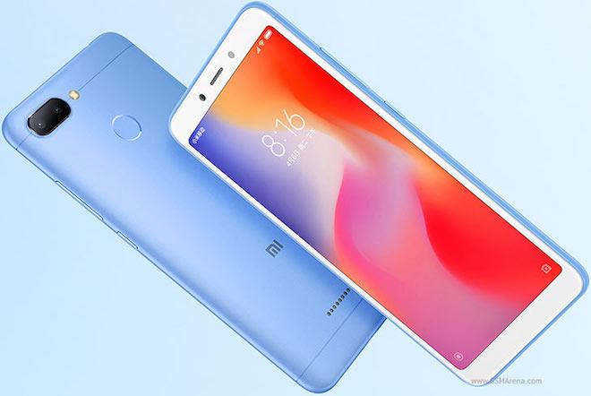 Xiaomi giới thiệu bộ đôi smartphone Redmi 6 và 6A ra thị trường Việt Nam - 1