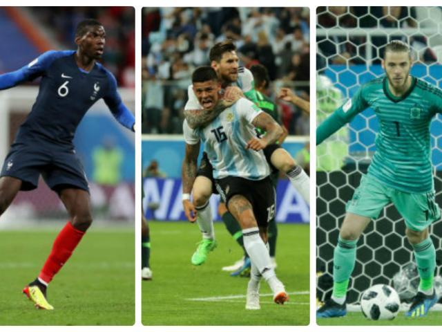 """Chuyện lạ World Cup: Vận son """"Quỷ đỏ"""", MU """"chi phối"""" cả thế giới"""