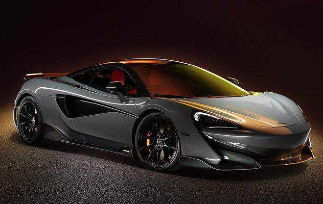 McLaren chính thức ra mắt thành viên mới nhất McLaren 600LT - 1