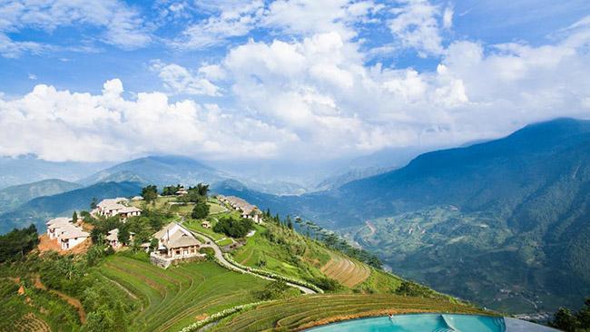 6 bể bơi vô cực tuyệt đẹp ở Việt Nam trải dài từ Bắc vào Nam - 1