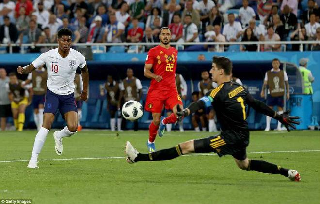 Bảng xếp hạng nóng bỏng World Cup: Bỉ hẹn Brazil tứ kết, Nhật Bản vào lịch sử - 1