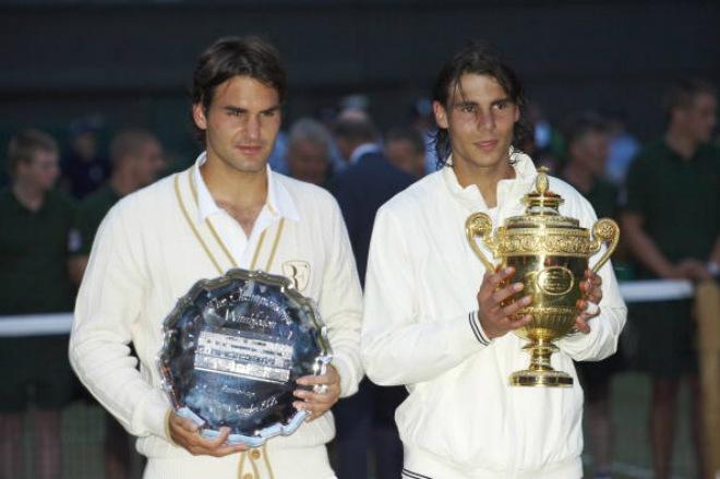 Siêu kinh điển Federer - Nadal: Ân oán 10 năm Wimbledon, kịch bản lặp lại? - 1